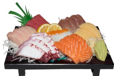 Gourmet Sashimi Combo