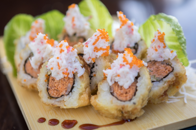 Crown Spicy Tuna