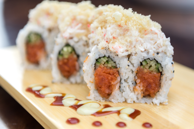 Deluxe Spicy Tuna