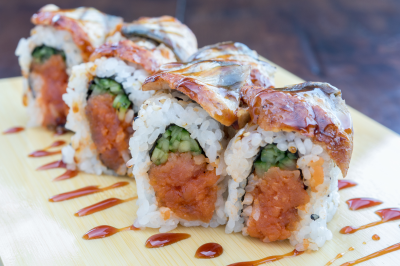 Super Spicy Tuna