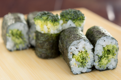 Broccoli Roll
