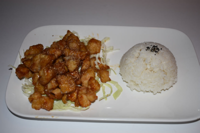 Sesame Chicken (L)