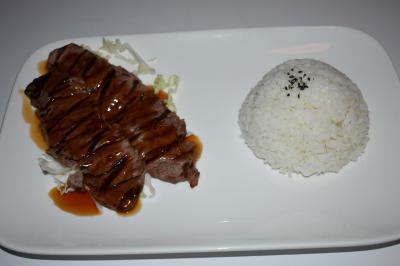 Beef Teriyaki (L)