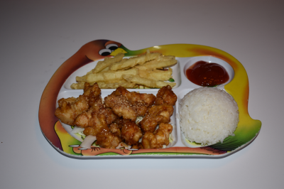 Sesame Chicken (Kids)