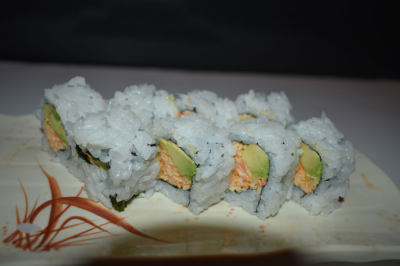 Spicy Cali Roll