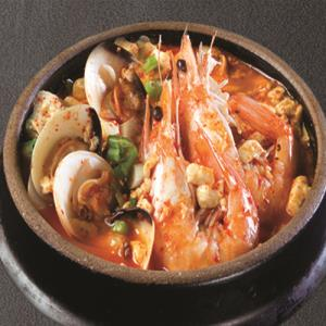 Seafood Soon Tofu