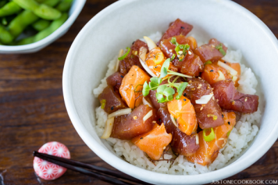 Mixed Poke Bowl
