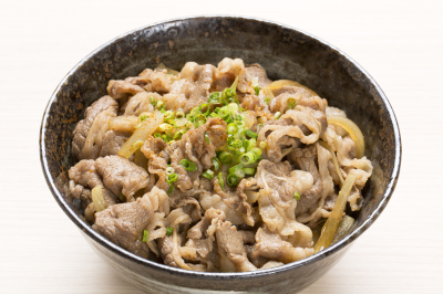 Beef Bowl