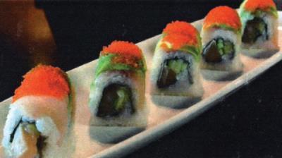 Hamachi Lover Roll
