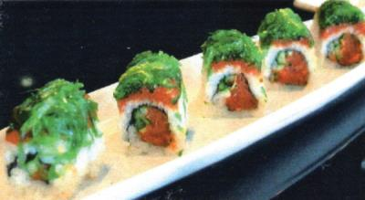 Spicy Country Roll