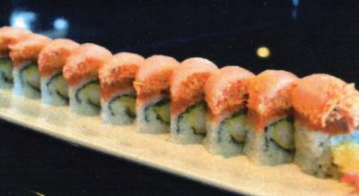 Triple Spicy Roll