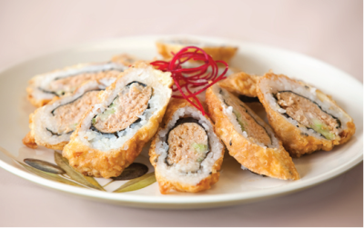 Spicy Tuna Temp Roll