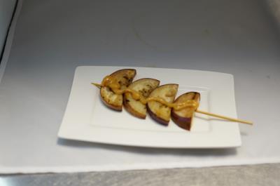 Eggplant Skewer