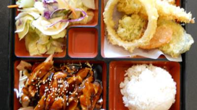 Teriyaki & Tempura Box