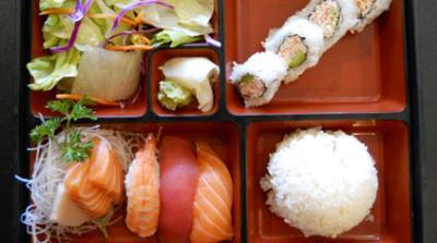 Sushi N Sashimi Box