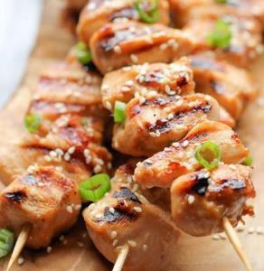 Chicken  Yakidori