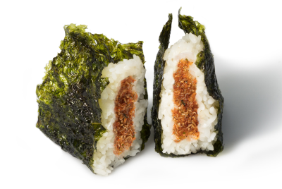M05. Anchovy Musubi        멸치 무수비