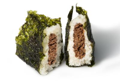 M02. Beef Bulgogi Musubi      소불고기 무수비