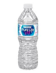 Bottled Water        생수