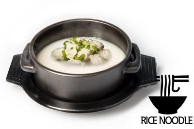 S. Beef Bone Soup       Dumpling & Rice Noodle     만두설렁탕 (쌀국수)