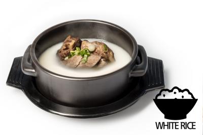 S. Beef Bone Soup       Mixed & Rice         섞어설렁탕 (밥)