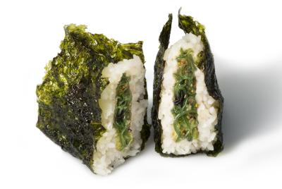 M10. Wasabi Seaweed     와사비해초 무수비