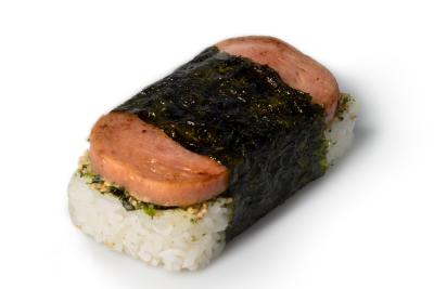M01. Spam & Cheese Musubi    스팸치즈 무수비