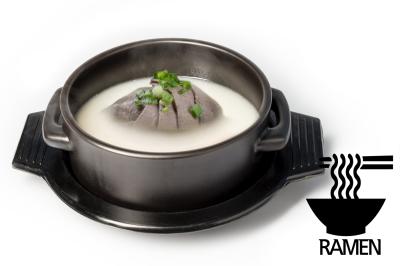 S. Beef Bone Soup      Brisket & Ramen      양지설렁탕 (라면)
