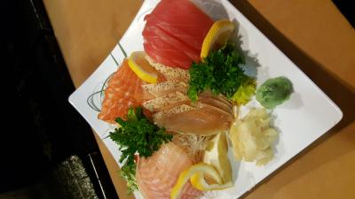 Sashimi Special- Large