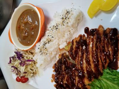 Pork Kasu