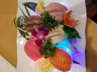 Sashimi Special- Small