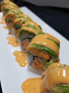 Green California Roll