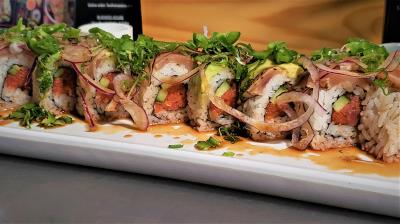 Albacore Delight Roll