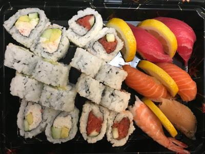 Sushi & Roll Box