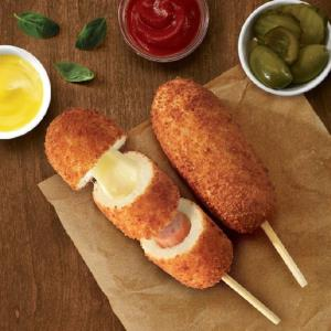 Cheese Corn Dog (2Pc)