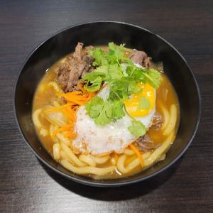 Bulgogi Curry Udon