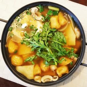 Fish Cake Soup