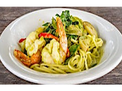 Spa Green Curry