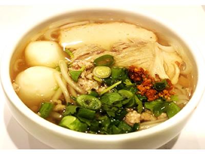 Pork&fishcake Noodle Soup