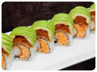 Baja Crunch Roll