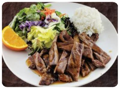 Beef Teriyaki (D)