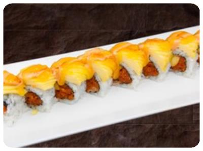 Hot Mango Roll