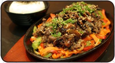 (L) Beef Teriyaki