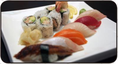 (L) Sushi Combination