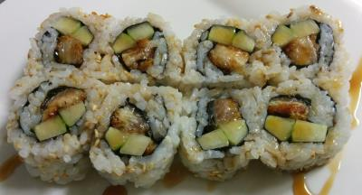 Eel Roll (5Pcs)