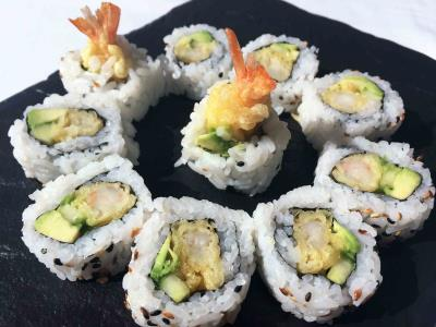 Shrimp Tempura Roll (5Pcs)