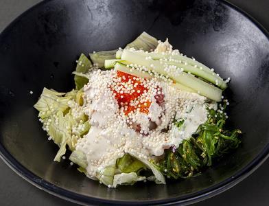 Cha Cha Salad