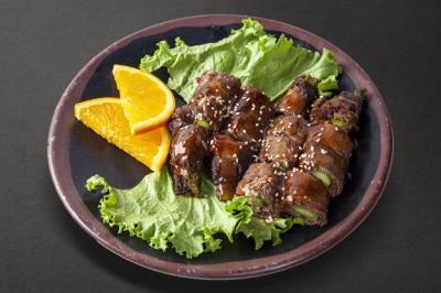 Asparagus Beef