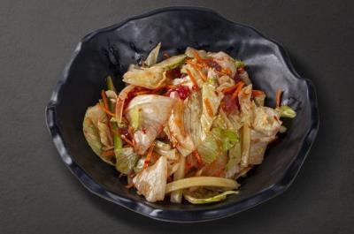 Hawaiian Poki Salad (Half)