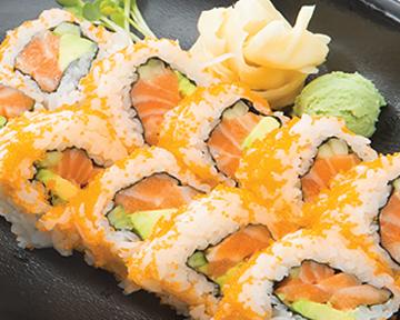 Salmon Roll **